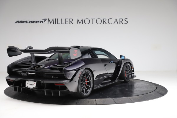 Used 2019 McLaren Senna for sale Call for price at Bentley Greenwich in Greenwich CT 06830 6