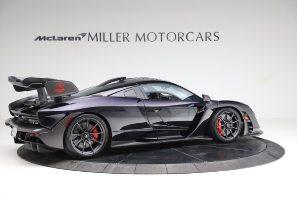 Used 2019 McLaren Senna for sale Call for price at Bentley Greenwich in Greenwich CT 06830 7