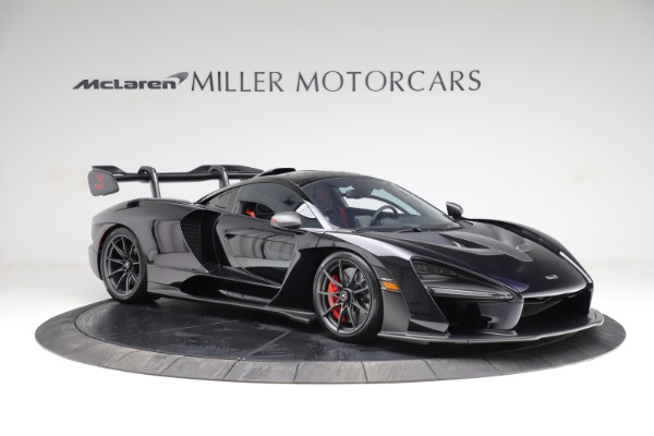 Used 2019 McLaren Senna for sale Call for price at Bentley Greenwich in Greenwich CT 06830 9