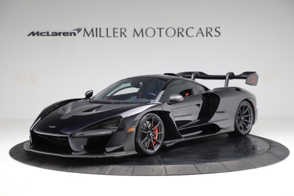 Used 2019 McLaren Senna for sale Call for price at Bentley Greenwich in Greenwich CT 06830 1