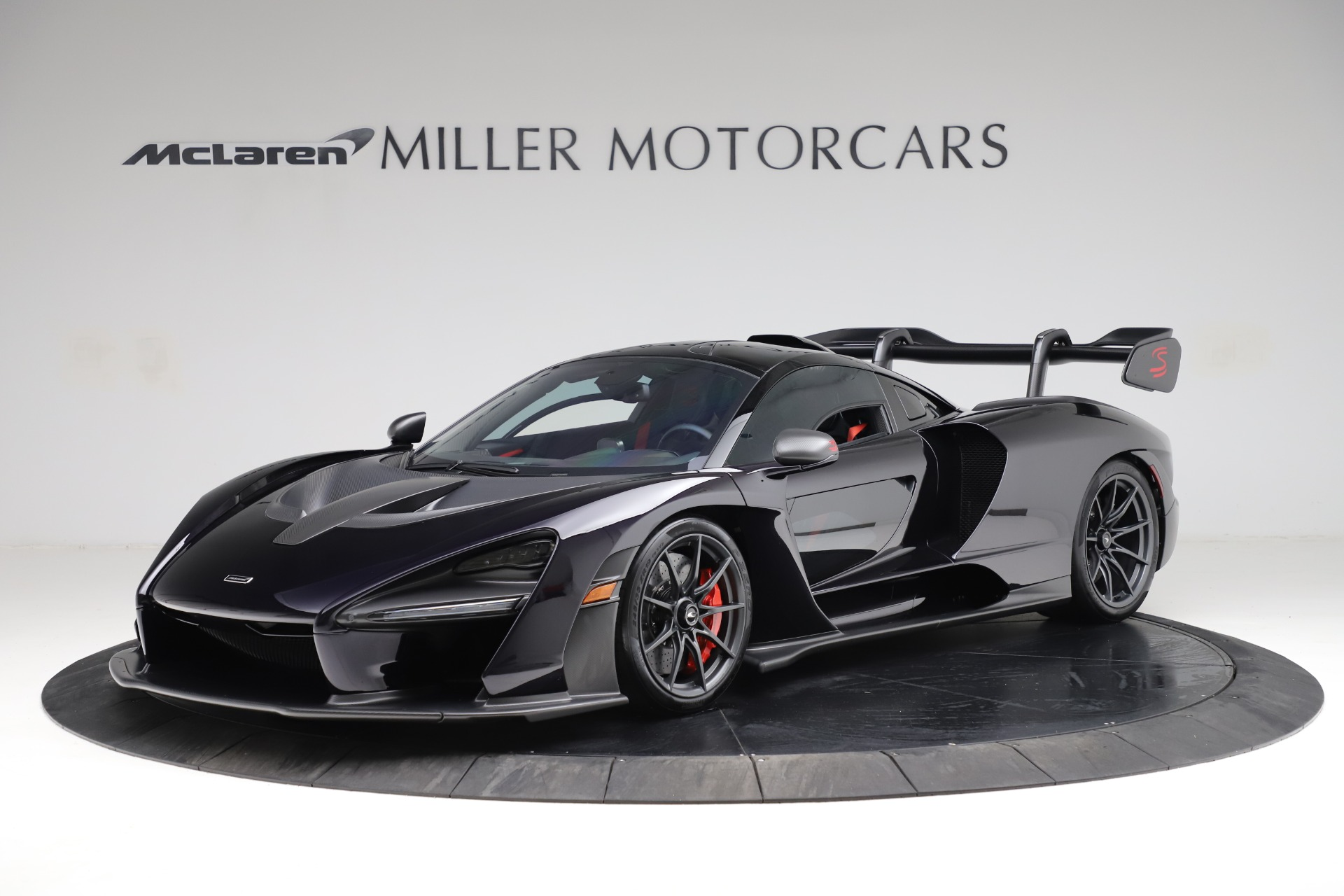 Used 2019 McLaren Senna for sale $1,195,000 at Bentley Greenwich in Greenwich CT 06830 1