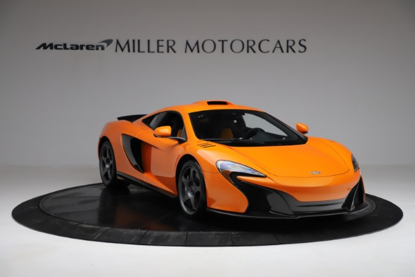 Used 2015 McLaren 650S LeMans for sale $269,990 at Bentley Greenwich in Greenwich CT 06830 10