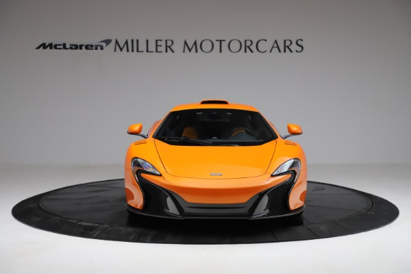 Used 2015 McLaren 650S LeMans for sale $269,990 at Bentley Greenwich in Greenwich CT 06830 11