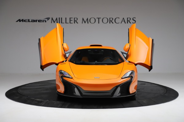 Used 2015 McLaren 650S LeMans for sale $269,990 at Bentley Greenwich in Greenwich CT 06830 12