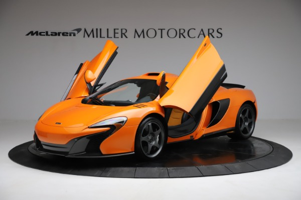 Used 2015 McLaren 650S LeMans for sale $269,990 at Bentley Greenwich in Greenwich CT 06830 13