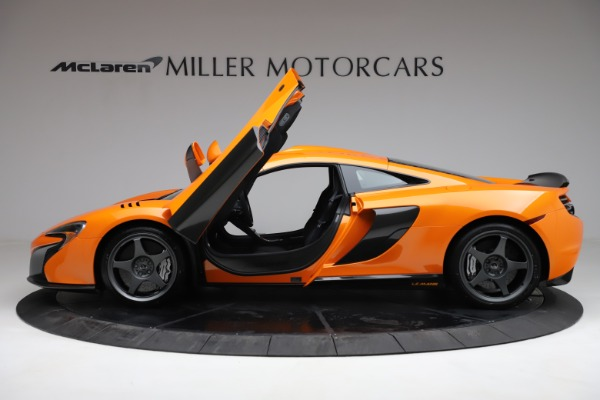 Used 2015 McLaren 650S LeMans for sale $269,990 at Bentley Greenwich in Greenwich CT 06830 14