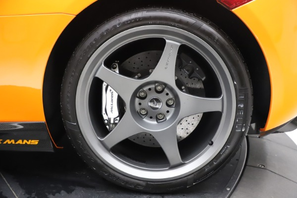 Used 2015 McLaren 650S LeMans for sale $269,990 at Bentley Greenwich in Greenwich CT 06830 15