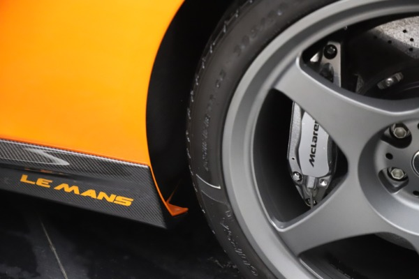 Used 2015 McLaren 650S LeMans for sale $269,990 at Bentley Greenwich in Greenwich CT 06830 16