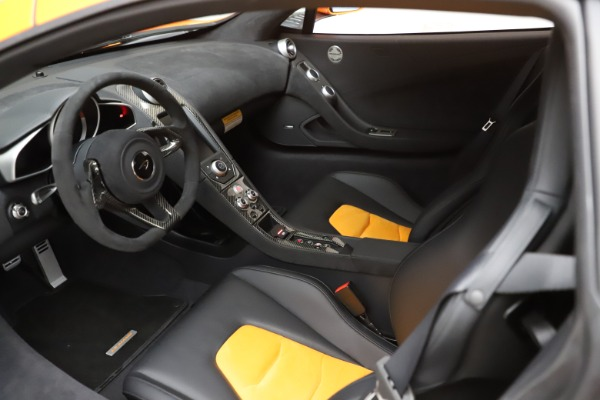 Used 2015 McLaren 650S LeMans for sale $269,990 at Bentley Greenwich in Greenwich CT 06830 18