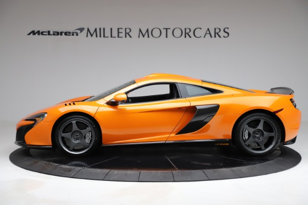 Used 2015 McLaren 650S LeMans for sale $269,990 at Bentley Greenwich in Greenwich CT 06830 2