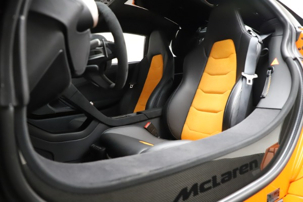 Used 2015 McLaren 650S LeMans for sale $269,990 at Bentley Greenwich in Greenwich CT 06830 20