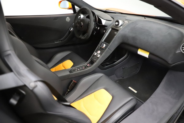 Used 2015 McLaren 650S LeMans for sale $269,990 at Bentley Greenwich in Greenwich CT 06830 21