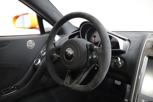 Used 2015 McLaren 650S LeMans for sale $269,990 at Bentley Greenwich in Greenwich CT 06830 24