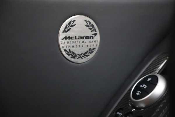 Used 2015 McLaren 650S LeMans for sale $269,990 at Bentley Greenwich in Greenwich CT 06830 25