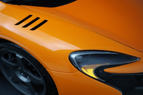 Used 2015 McLaren 650S LeMans for sale $269,990 at Bentley Greenwich in Greenwich CT 06830 26