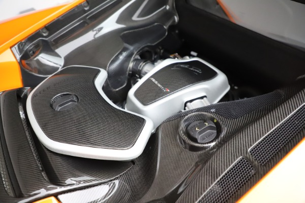 Used 2015 McLaren 650S LeMans for sale $269,990 at Bentley Greenwich in Greenwich CT 06830 28