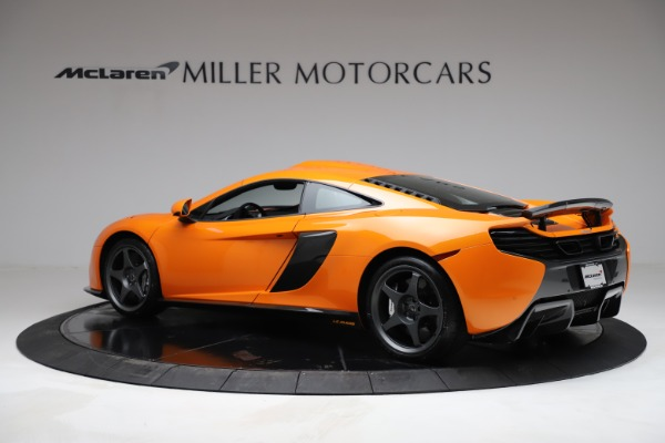 Used 2015 McLaren 650S LeMans for sale $269,990 at Bentley Greenwich in Greenwich CT 06830 3