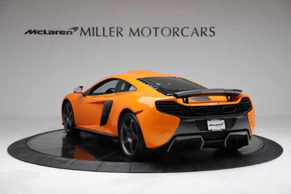 Used 2015 McLaren 650S LeMans for sale $269,990 at Bentley Greenwich in Greenwich CT 06830 4