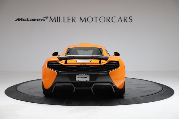 Used 2015 McLaren 650S LeMans for sale $269,990 at Bentley Greenwich in Greenwich CT 06830 5