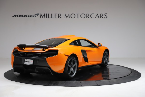 Used 2015 McLaren 650S LeMans for sale $269,990 at Bentley Greenwich in Greenwich CT 06830 6