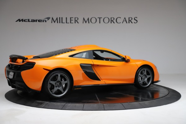 Used 2015 McLaren 650S LeMans for sale $269,990 at Bentley Greenwich in Greenwich CT 06830 7