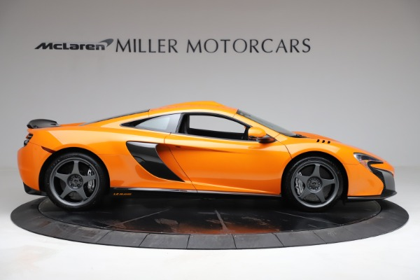 Used 2015 McLaren 650S LeMans for sale $269,990 at Bentley Greenwich in Greenwich CT 06830 8