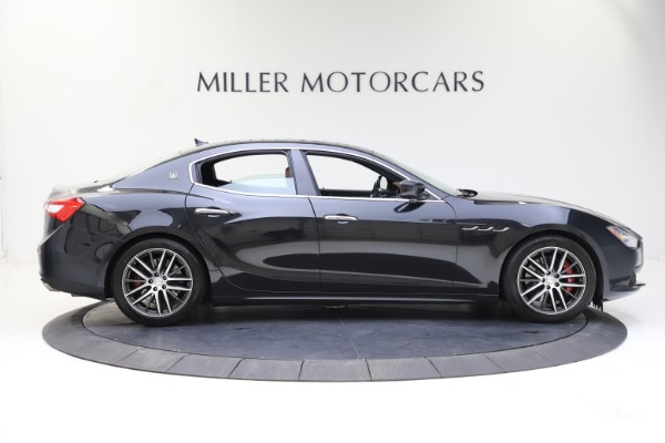Used 2014 Maserati Ghibli S Q4 for sale $29,900 at Bentley Greenwich in Greenwich CT 06830 10