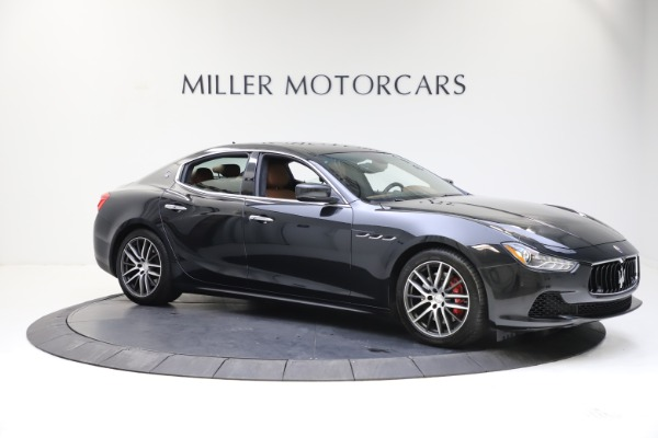 Used 2014 Maserati Ghibli S Q4 for sale $29,900 at Bentley Greenwich in Greenwich CT 06830 11