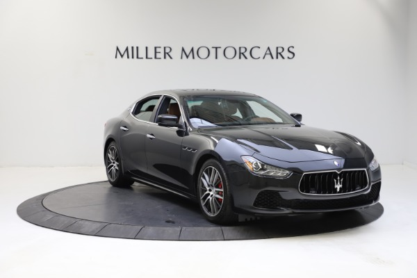 Used 2014 Maserati Ghibli S Q4 for sale $29,900 at Bentley Greenwich in Greenwich CT 06830 12