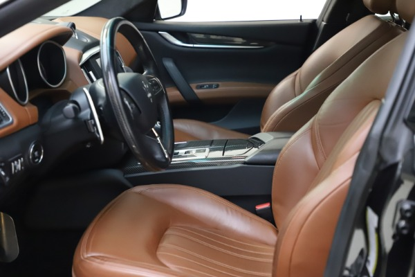 Used 2014 Maserati Ghibli S Q4 for sale $29,900 at Bentley Greenwich in Greenwich CT 06830 15
