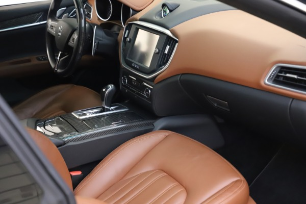 Used 2014 Maserati Ghibli S Q4 for sale $29,900 at Bentley Greenwich in Greenwich CT 06830 19