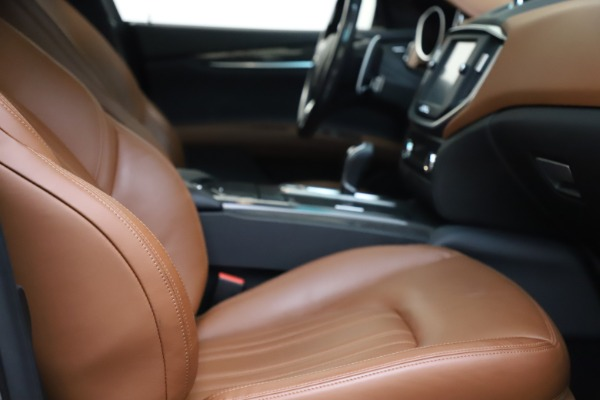Used 2014 Maserati Ghibli S Q4 for sale $29,900 at Bentley Greenwich in Greenwich CT 06830 20