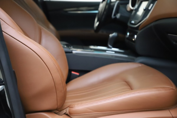 Used 2014 Maserati Ghibli S Q4 for sale $29,900 at Bentley Greenwich in Greenwich CT 06830 21