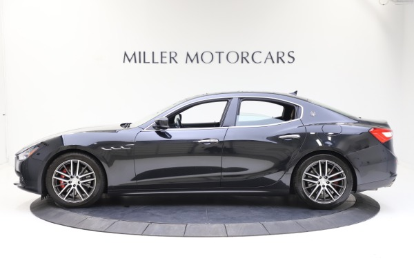 Used 2014 Maserati Ghibli S Q4 for sale $29,900 at Bentley Greenwich in Greenwich CT 06830 3