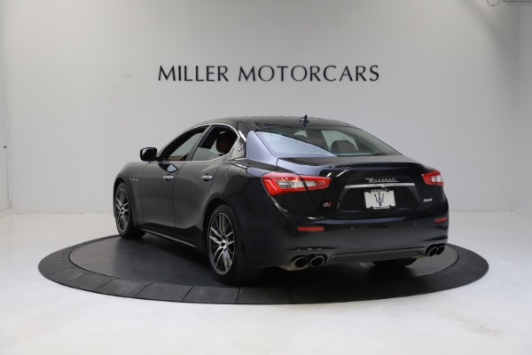 Used 2014 Maserati Ghibli S Q4 for sale $29,900 at Bentley Greenwich in Greenwich CT 06830 5