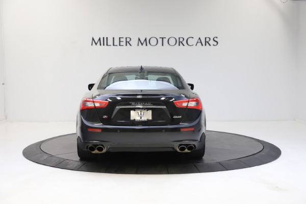 Used 2014 Maserati Ghibli S Q4 for sale $29,900 at Bentley Greenwich in Greenwich CT 06830 6