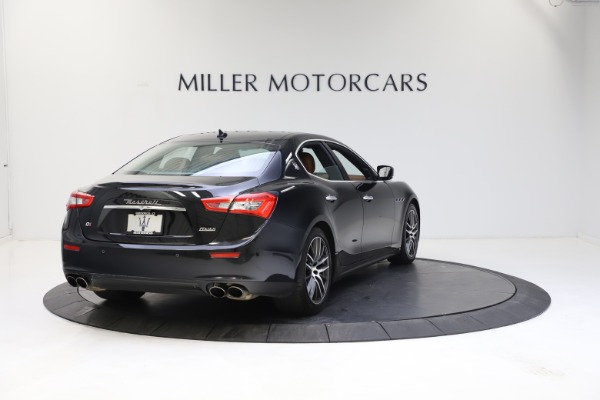 Used 2014 Maserati Ghibli S Q4 for sale $29,900 at Bentley Greenwich in Greenwich CT 06830 7