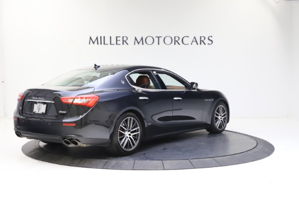 Used 2014 Maserati Ghibli S Q4 for sale $29,900 at Bentley Greenwich in Greenwich CT 06830 8