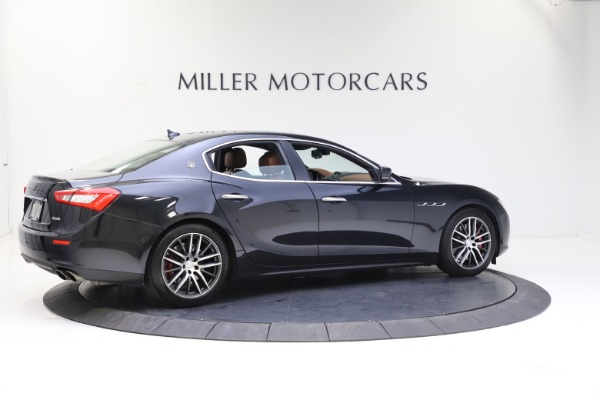 Used 2014 Maserati Ghibli S Q4 for sale $29,900 at Bentley Greenwich in Greenwich CT 06830 9
