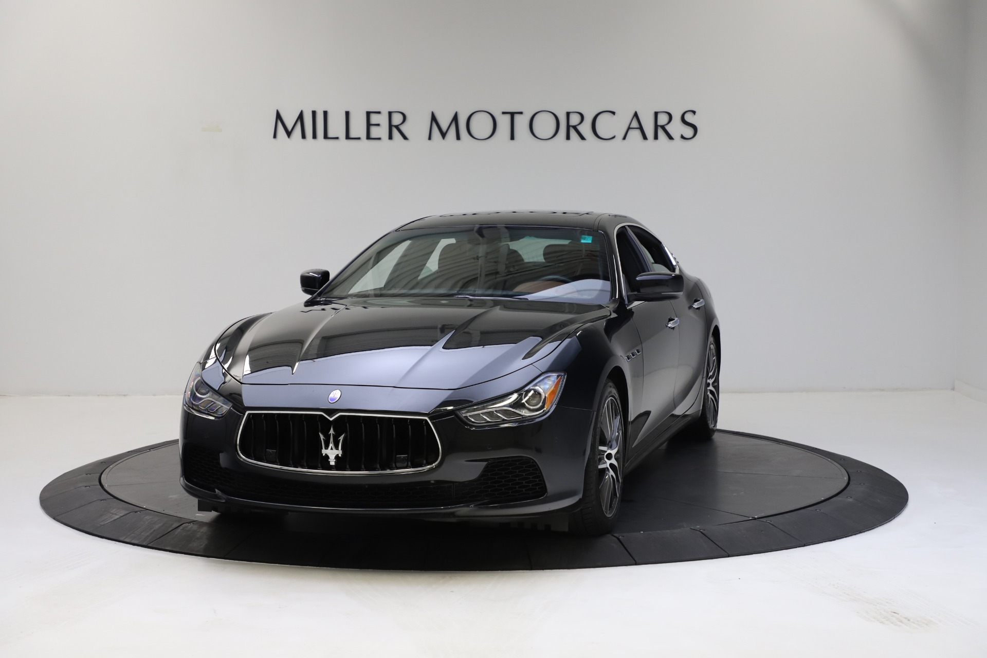 Used 2014 Maserati Ghibli S Q4 for sale $29,900 at Bentley Greenwich in Greenwich CT 06830 1