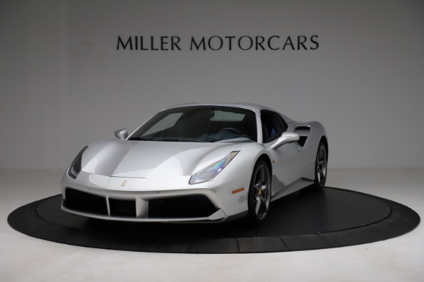 Used 2017 Ferrari 488 Spider for sale $284,900 at Bentley Greenwich in Greenwich CT 06830 10