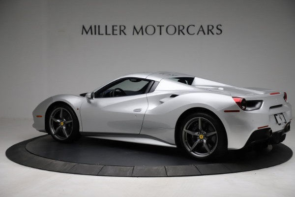 Used 2017 Ferrari 488 Spider for sale $284,900 at Bentley Greenwich in Greenwich CT 06830 13