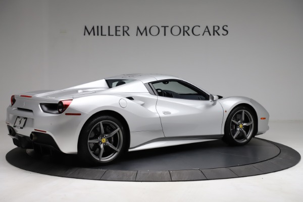 Used 2017 Ferrari 488 Spider for sale $284,900 at Bentley Greenwich in Greenwich CT 06830 17