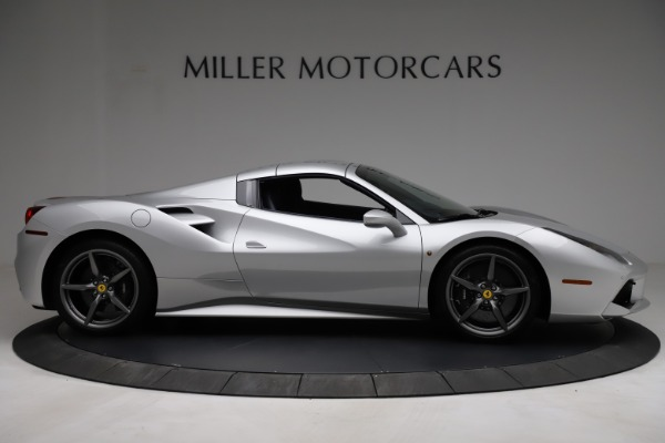Used 2017 Ferrari 488 Spider for sale $284,900 at Bentley Greenwich in Greenwich CT 06830 18