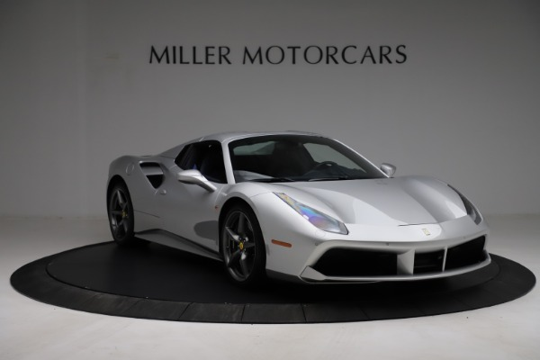 Used 2017 Ferrari 488 Spider for sale $284,900 at Bentley Greenwich in Greenwich CT 06830 20