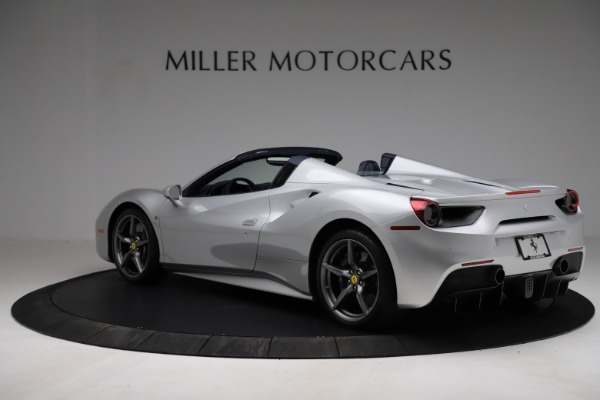 Used 2017 Ferrari 488 Spider for sale $284,900 at Bentley Greenwich in Greenwich CT 06830 4