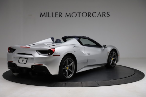 Used 2017 Ferrari 488 Spider for sale $284,900 at Bentley Greenwich in Greenwich CT 06830 6