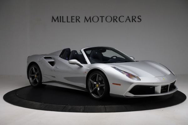Used 2017 Ferrari 488 Spider for sale $284,900 at Bentley Greenwich in Greenwich CT 06830 8