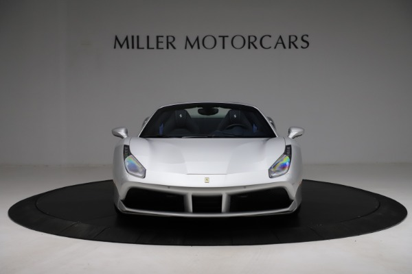 Used 2017 Ferrari 488 Spider for sale $284,900 at Bentley Greenwich in Greenwich CT 06830 9