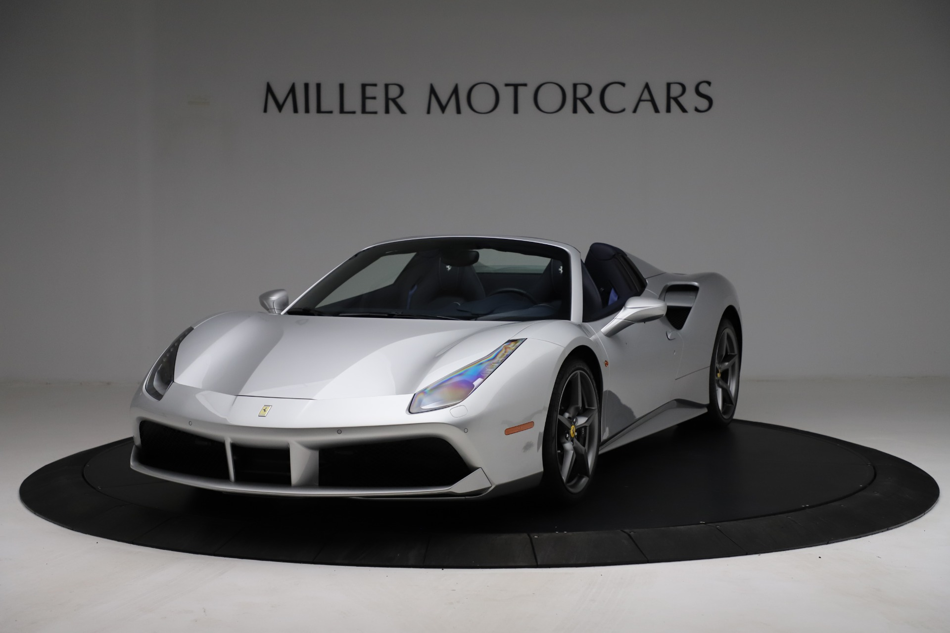 Used 2017 Ferrari 488 Spider for sale $284,900 at Bentley Greenwich in Greenwich CT 06830 1